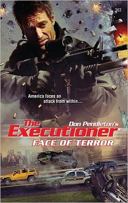 Face of Terror (Executioner Series #363)