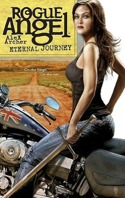 Eternal Journey (Rogue Angel Series #17)