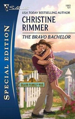 Bravo Bachelor (Silhouette Special Edition Series: Bravo Family Ties #1963)
