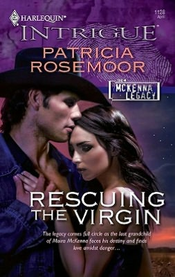 Rescuing the Virgin (Harlequin Intrigue Series #1128)