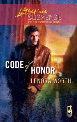 Code of Honor (Love Inspired Suspense Series)