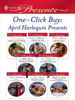 One-Click Buy: April 2009 Harlequin Presents