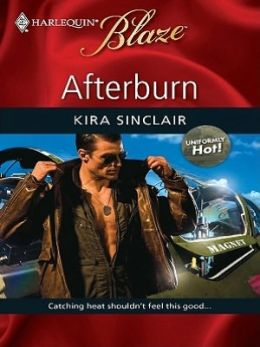 Afterburn (Harlequin Blaze Series #469)