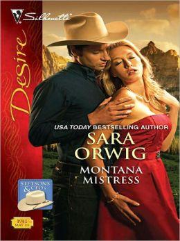 Montana Mistress (Silhouette Desire Series #1941)