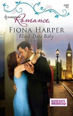 Blind-Date Baby (Harlequin Romance Series #4096)