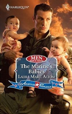 Marine's Babies (Harlequin American Romance Series #1257)
