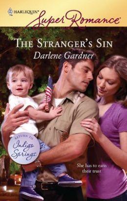 Stranger's Sin (Harlequin Super Romance Series #1562)