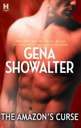 The Amazon's Curse (Gena Showalter's Atlantis Series)