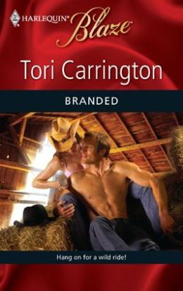 Branded (Harlequin Blaze Series #471)