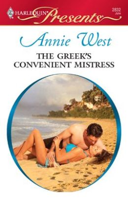 Greek's Convenient Mistress (Harlequin Presents Series #2832)