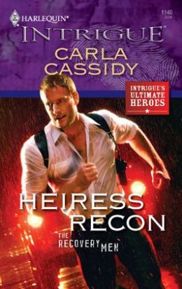 Heiress Recon (Harlequin Intrigue Series #1140)
