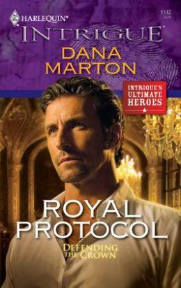 Royal Protocol (Harlequin Intrigue Series #1142)