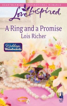Ring and a Promise (Love Inspired Series)