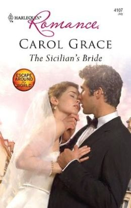 The Sicilian's Bride (Harlequin Romance #4107)
