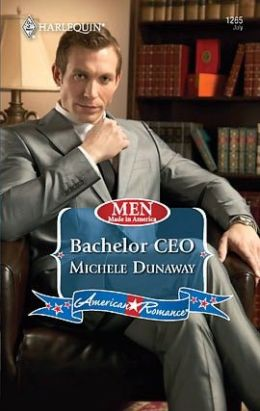 Bachelor CEO (Harlequin American Romance #1265)