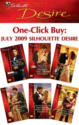 One-Click Buy: July 2009 Silhouette Desire
