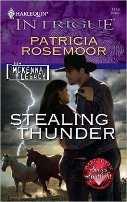 Stealing Thunder (Harlequin Intrigue #1149)