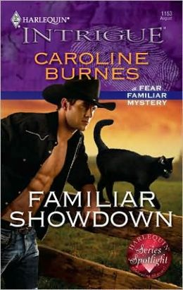 Familiar Showdown (Harlequin Intrigue #1153)