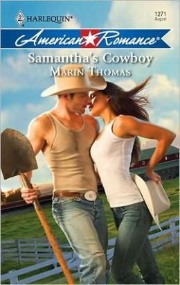 Samantha's Cowboy (Harlequin American Romance #1271)