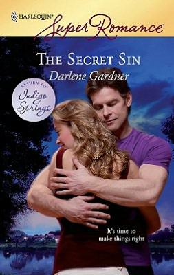 Secret Sin (Harlequin Super Romance #1580)