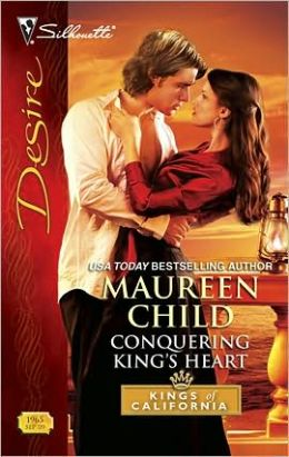 Conquering King's Heart (Kings of California Series)