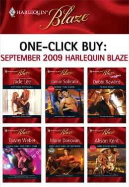 One-Click Buy: September 2009 Harlequin Blaze