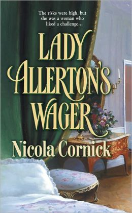 Lady Allerton's Wager (Harlequin Historical #651)