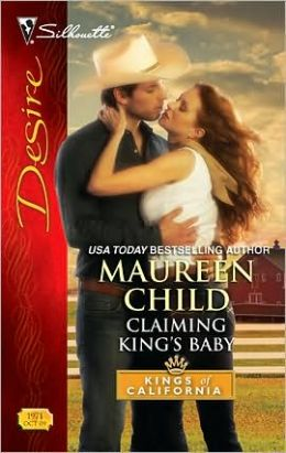 Claiming King's Baby (Kings of California Series)