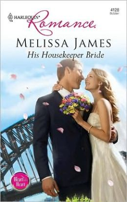 His Housekeeper Bride (Harlequin Romance #4128)