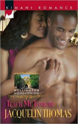 Teach Me Tonight (Kimani Romance Series #158)