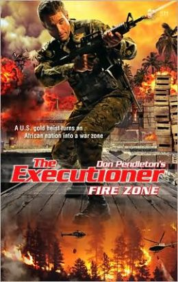 Fire Zone (Executioner Series #371)