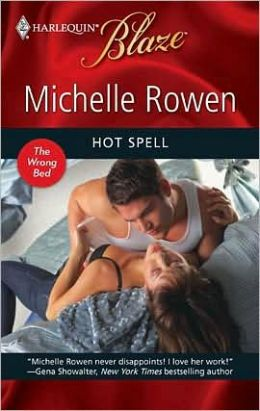 Hot Spell (Harlequin Blaze #503)