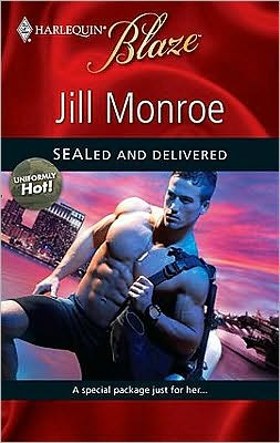 SEALed and Delivered (Harlequin Blaze #505)