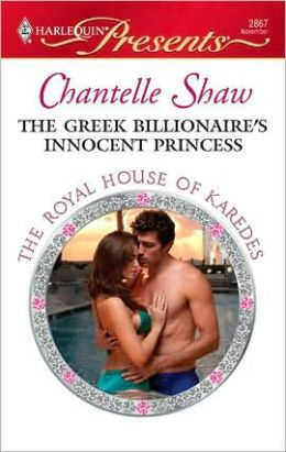 The Greek Billionaire's Innocent Princess (Harlequin Presents #2867)