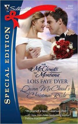 Quinn McCloud's Christmas Bride (Silhouette Special Edition #2007)