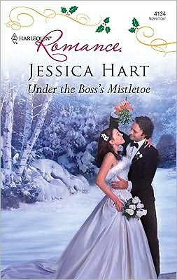 Under the Boss's Mistletoe (Harlequin Romance #4134)