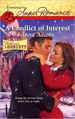 A Conflict of Interest (Harlequin Super Romance #1598)