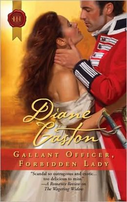 Gallant Officer, Forbidden Lady