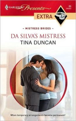 Da Silva's Mistress (Harlequin Presents Extra #86)