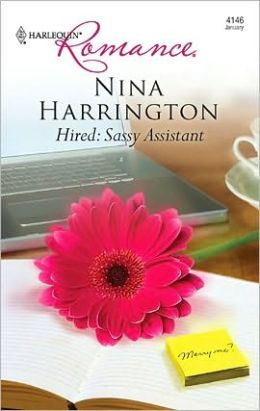 Hired: Sassy Assistant (Harlequin Romance #4146)