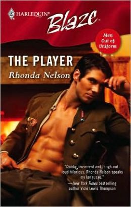 The Player (Harlequin Blaze Series #255)