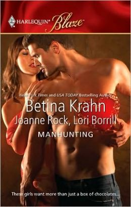 Manhunting: The Chase\The Takedown\The Satisfaction (Harlequin Blaze #519)