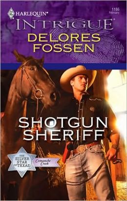 Shotgun Sheriff (Harlequin Intrigue #1186)