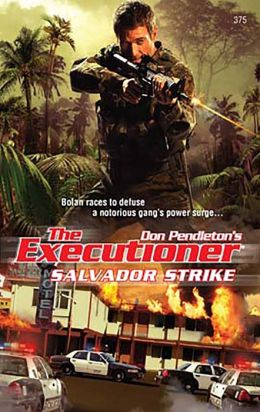 Salvador Strike (Executioner Series #375)