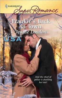 Frankie's Back in Town (Harlequin Super Romance #1616)