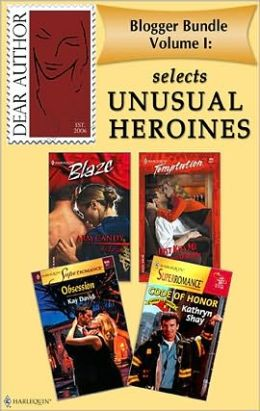 Blogger Bundle Volume I: Dear Author Selects Unusual Heroines