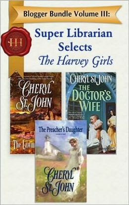 Blogger Bundle Volume III: Super Librarian Selects The Harvey Girls