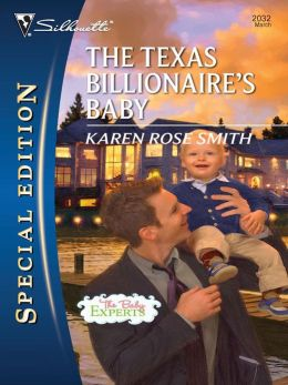 The Texas Billionaire's Baby