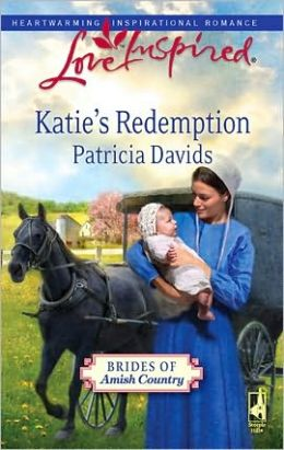 Katie's Redemption (Brides of Amish Country Series)