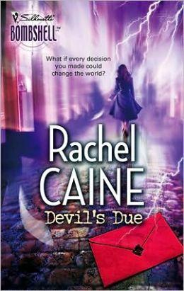 Devil's Due (Silhouette Bombshell #73)